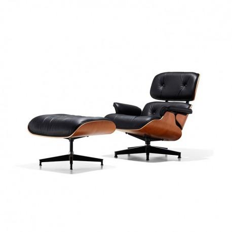 Sillón Eames Lounge Chair con Ottomana