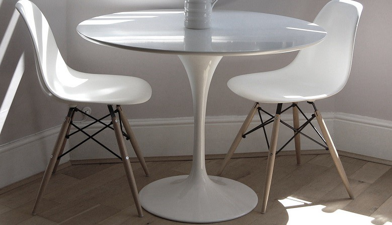 Comprá tu mesa Tulip Saarinen!