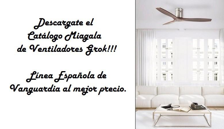 Catálogo Grok de Ventilación!